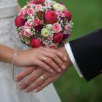 Hochzeit am Hof
